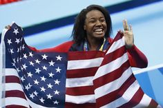 Simone Manuel from t...