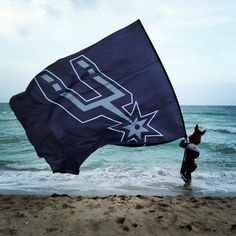 San Antonio Spurs take over Miami! Go SPURS!!!