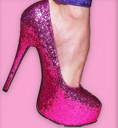 Pleaser Wide Width Platform Stiletto Pumps Womens Teeze-06Gw Hot ...