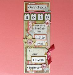Makeing this for my Grams! <3