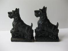 Vintage Scotty dogs