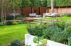 Highgate Garden designer, London N6