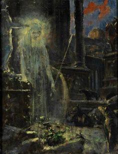 Symbolismus, Symbolismus Adolf Hiremy Hirschl 7