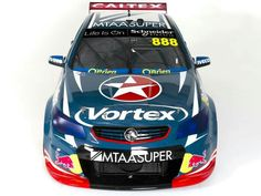 V8 Supercars: Craig Lowndes TeamVortex livery for 2016, photos | Fox Sports