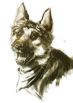 Fallout 4 | Dogmeat