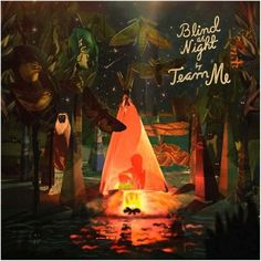 Team Me - Blind As Night (Vinyl, LP) at Discogs