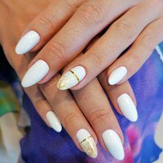 Nail artist: Mirela Mudure - GETT'S Color Bar Salon Iulius Mall Cluj Appointments: 0264 555 777 #getts #gettssalons #whitenails #manicure #beautifulnails Nailed It, White Nails, Nail Artist, Nails Inspiration, Appointments, Mall, Salons, Manicure, Beauty