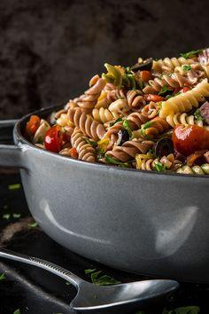 Smoked Pasta Salad | Traeger Wood Pellet Grills