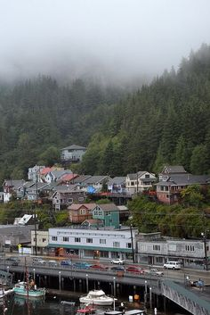 Ketchikan, Alaska: visit soon, before they film a teenage vampire movie here.I want to go see this place one day. Please check out my website Thanks.  http://www.photopix.co.nz