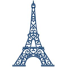 Tattered Lace Eiffel Tower die