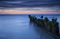 Denmark - Beach in Nørre Lyngby © Kamil Donly #landscape #seascape #photography #beautifulphotos #stunningmoment #nature