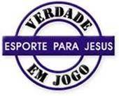 VERDADE EM JOGO ESPORTE PARA JESUS - SÃO PAULO - MEGA DISTINTIVOS™ - Clubes de Futebol do Mundo
