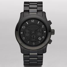 Michael Kors Men's Ion Plated Chronograph Watch