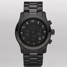 Michael Kors Men's Ion Plated Chronograph Watch