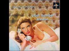 Julie London-I'll Remember April