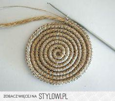 stylowi diy zrób dywan ze sznurka - Szukaj w Google
