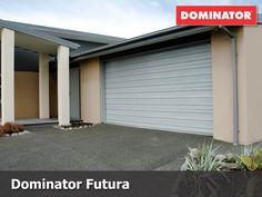 Dominator Futura Sectional Door & Dominator Milano Sectional Door   Garage Doors   Pinterest   Garage ...