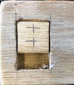 Fixing a beam to a wall and wanted blind fixings so came up with the idea of French cleats installed worked a treat French Cleat, Lifehacks, Wood Turning, Joinery, Bamboo Cutting Board, Beams, Blinds, Woodworking, Sculpture