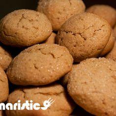 Cookies de gengibre e limão - Culinarístico