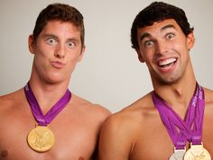 Say cheese! Portraits of 2012 Olympic medalists