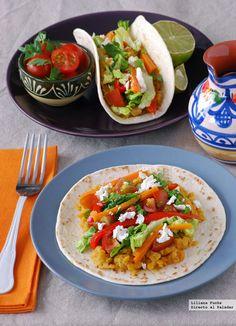17 recetas para iniciarte en el vegetarianismo sin sufrirelección de las mejores recetas para inciarse en la cocina vegetariana sin sufrir en el intento. Recetas vegetarianas fáciles y saboras para...