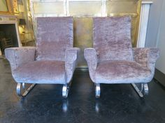 A Pair of French Armchairs | Circa Battersea