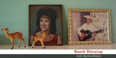 Ranch Dressing with Eartha Kitsch
