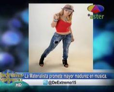 La Materialista Promete Mayor Madurez En Su Música 'De Extremo A Extremo'