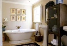 1000 images about colonial design on pinterest colonial for Colonial bathroom ideas