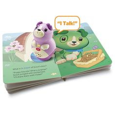 LeapFrog Tag Junior Book Pal - teaches reading - she would need books too with this