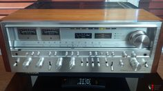 Pioneer SX1980 - Vintage receiver... A monster...