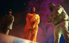Bryson Tiller, Rihanna, and DJ Khaled