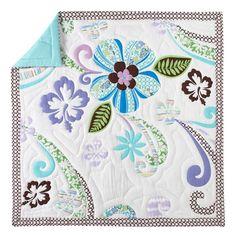 Wailua Beach Quilt, Twin, Light Green/Light Blue - this would fit well with my color scheme of blues, greens, browns etc. Teen Bedding, Teen Bedroom, Dream Bedroom, Bedrooms, Panel Quilts, Quilt Blocks, Turtle Quilt, Beach Quilt, Pottery Barn Teen