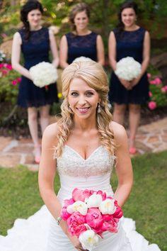 Bride + Bridesmaids | Amanda Lassiter Photography | Dominion House