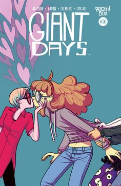 Buy Giant Days by John Allison, Max Sarin, Whitney Cogar and Read this Book on Kobo's Free Apps. Discover Kobo's Vast Collection of Ebooks and Audiobooks Today - Over 4 Million Titles! Easter Breaks, Going To University, Best Comic Books, Fun Comics, Felt Hearts, Comic Covers, Color Theory, Book Publishing, Anime Art