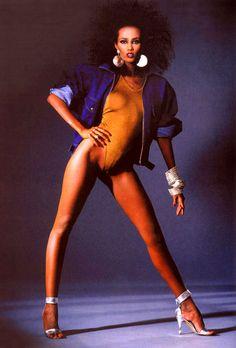 Iman 1980 S | Iman 1985 | 1980's High Fashion/Editorials