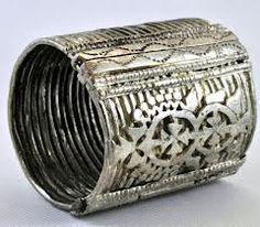 Ethiopian cuff