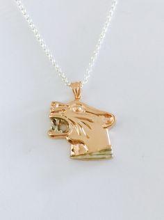 MNOjewelry Lion Necklace