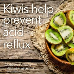 Kiwi #acid_reflux