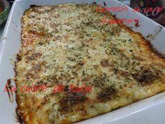 Essalamou alaikoum , bonjour...un petit tour en Italie? lol c'est avec ces Cannellonis au caviar d'aubergine ,bœuf haché et tomate qu'on va s'y rendre ...entre nous l'aubergine est un légume que j'affectionne...le gratin était un délice.. Il nous faut...