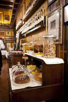 Carrello Dolci - Antica Bottega del Vino by Antica Bottega del Vino, via Flickr