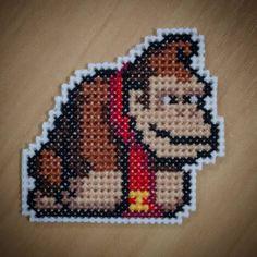 Imã em ponto cruz Donkey Kong