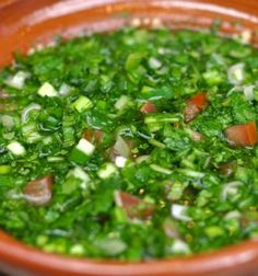 Ají Picante Colombiano #recipes
