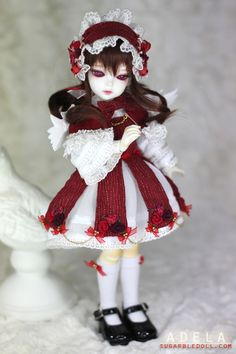 sugarbledoll.com - sugarble Mori Ball jointed doll