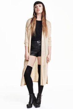 Long cardigan | H&M