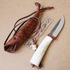 Bushcraft Knives, Leather Projects, Blacksmithing, Blade, Av Bıçakları, Tools, Knifes, Handmade, Russia