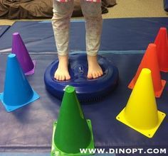Toe Walking in Children; Background and Treatment Ideas to address toe walking; Idiopathic Toe Walking in Children; Occupational Therapy Activities, Pediatric Occupational Therapy, Pediatric Ot, Physical Activities, Vestibular Activities, Gross Motor Activities, Gross Motor Skills, Activities For Kids, Physical Therapy Exercises