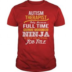 AWESOME TEE FOR AUTISM THERAPIST T-SHIRTS, HOODIES, SWEATSHIRT (22.99$ ==► Shopping Now)
