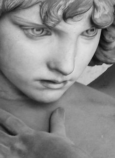 Angel Eyes, Genoa The tomb was carved in 1882 by sculptor Giulio Monteverde (Bistagno 1837- Rome 1917)
