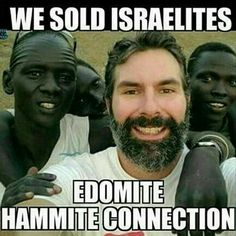 So, screw the white-man devised/led and coon african complying #PanAfrican agenda. Scripture clearly refers to this alliance as conspiratorial. It's a Black Hebrew Israelite diaspora scattered world wide, NOT a general 'african' one!!!
